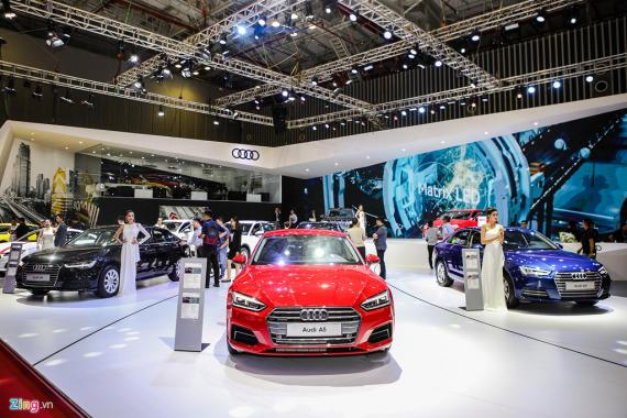 Thị trường ô tô Việt Nam đang ở giai đoạn thú vị nhất