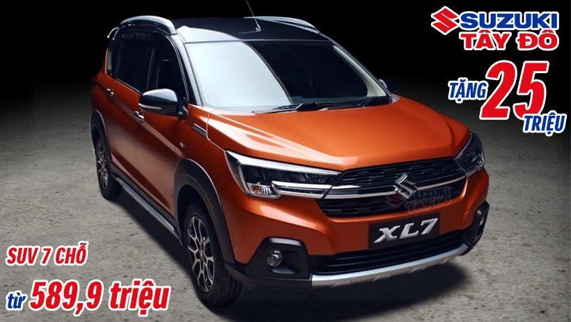 Suzuki Tây Đô - Đại Lý Suzuki Cần Thơ. LH: 0932 93 02 05